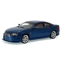 Pontiac Gto Street Machine 2004 1:18 Ertl Azul 33967