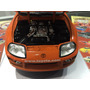 Miniatura Toyota Supra 1/18 Ertl Novo Na Caixa