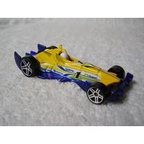 Antigo Carrinho Miniatura Hot Wheels F1-racer Mattel 2003