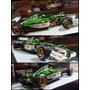 Luciano Burti Jaguar Formula 1 2001 Miniatura Ixo F1 1/43