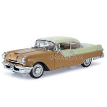 Pontiac Starchief 1955 Hard Top Sunstar Platinum 1:18 5043