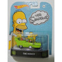 Hot Wheels Retro Etertainment The Homer Simpsons