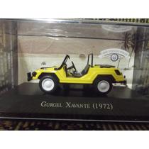 Miniatura Carros Inesquecíveis Do Brasil Gurgel Xavante 1972