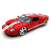 Ford Gt Jada Toys 1/24 Miniatura Mustang Pick Up