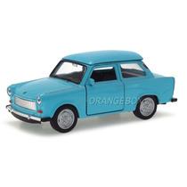 Trabant 601 1:32 Welly Azul 3868-1