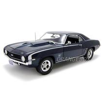 Camaro Ss 1969 Baldwin Motion Highway 61 1:18 50822