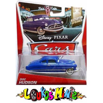 Disney Cars Doc Hudson Lacrado Original Mattel Raro