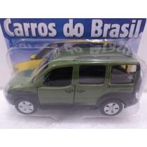 Carros Do Brasil - Fiat Doblo Adventure - Lacrado