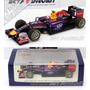 1/43 Spark Red Bull Renault Rb10 Daniel Ricardo F1 2014