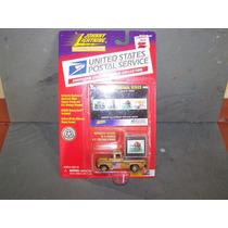 Miniatura Johnny Lightning Picape Correios Usa
