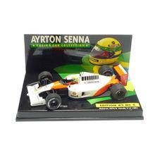 Minichamps 1/43 Mclaren Mp4/6 Honda F1 Asc 5 Senna 1991