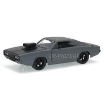 Dodge Charger R/t 1970 Jada Toys 1:24 96953-cinza
