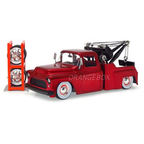 Chevy Stepside Tow Truck 1955 1:24 Jada Toys 54027-7