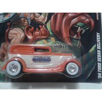 Miniatura Ford Sedan Delivery 1934 - Hot Wheels - Novo !!!