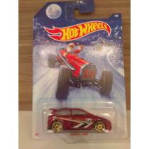 Hot Wheels - Honda Civic Serie Natal 5/8