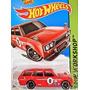 Carrinho Hot Wheels 71 Datsun Bluebird 510 Wagon Coleç 2014
