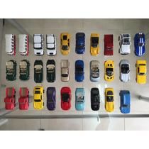 Coleção De 29 Miniaturas De Carros Do Jornal Extra