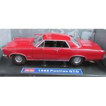 Miniatura Pontiac 1965 Gto