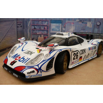 Miniatura Porsche 911 Gt1 - Le Mans 1988 - Maisto Racing
