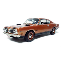 Plymouth Barracuda 1969 Esc. 1:18 Highway 61