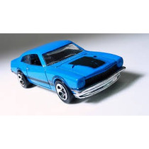 Hot Wheels 71 Maverick Grabber Azul 2010