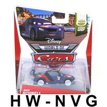 Disney Cars 2 Max Schnell Tenho + 200 Modelos Lacrad