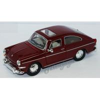 Vw 1600 Tl Fastback 1967 1/24 Maisto Volkswagen Novo Lindo
