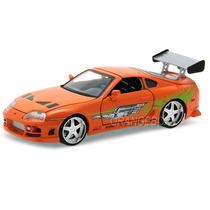 Toyota Supra 1995 Velozes E Furiosos Jada Toys 1:24 97168