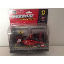 Ferrari F2012 Escala: 1/43 - Burago