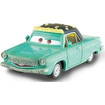 Rusty Rust-eze Cars Disney Pixar Patrocinador Mcqueen