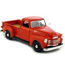 Chevrolet 3100 *1950 Miniatura Escala 1,24 Fusca Scania