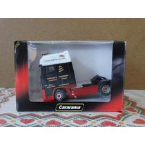 Caminhão Daf Xf 4x2 - Cararama - 1:50 - Na Caixa