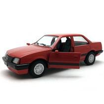 Carros Do Brasil - 1984 Chevrolet Monza - Vermelho