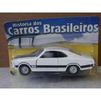 Chevrolet Opala Ss - Historia Dos Carros Brasileiros - 1:43