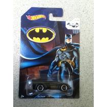 Carrinho Hot Wheels Batman 75º Years Of Batman - Batmobile