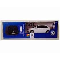 Carro Controle Remoto Volkswagen Gol 1:18 Cks Toys