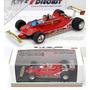 1/43 Brumm Ferrari 312t4 Gilles Villeneuve F1 Gp França 1979
