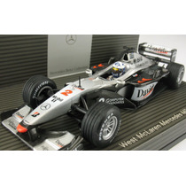 Minichamps 1/43 Mclaren Mp4/15 Coulthard F1 2000 # Senna