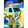Hot Wheels The Mistery Machine Scooby-doo 2012 Não Super