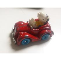 Raro Veículo Snoopy Da Estrela, Único No Mercado Livre
