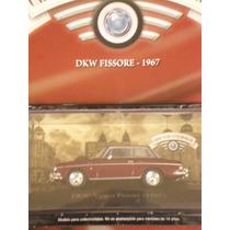 Carros Inesqueciveis Brasil Edição 72 Dkw Fissore-1967