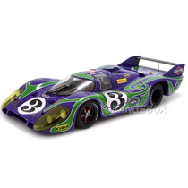 Porsche 917lh Long Tail 1970 Lemans Autoart 1:18 87075