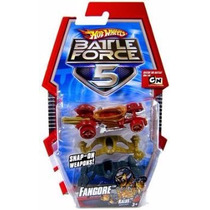 Hot Wheels Battle Force 5 Fangore