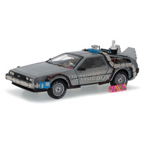 Delorean De Volta Para O Futuro Hot Wheels Elite 1:18 Bcj97