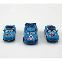 Disney Cars Dinoco Mcqueen & Mia + Tia Original Mattel Loose