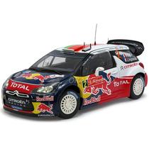 Citroen Ds3 2011 Wrc Rallye Red Bull Norev 1:18 181556