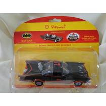 Batmóvel Batman Classic Shell 2012 - Lacrado