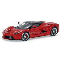 Ferrari Laferrari 1:18 Hot Wheels Elite Bct79