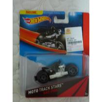 Hot Wheels Batman -moto Track Stars-bat Pod