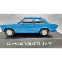 Carros Inesquecíveis Chevrolet Chevette 1974